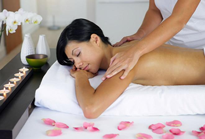 Fah Sai Thaise combinatie massage