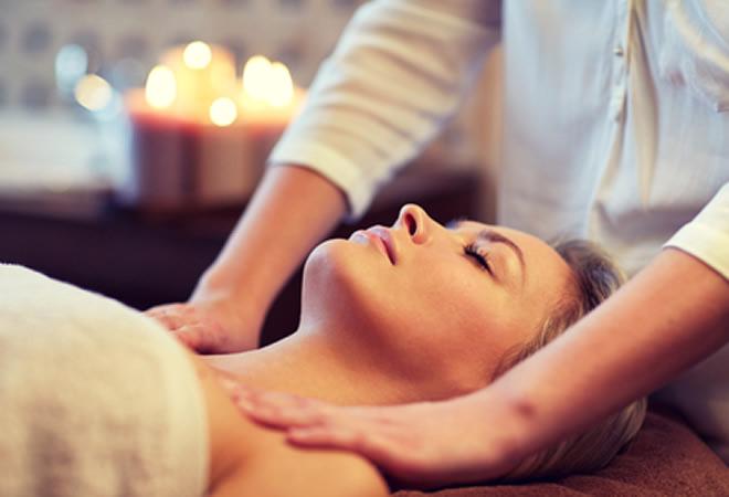 Fah Sai Thaise traditionele massage