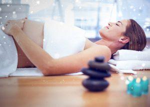 Fah Sai Zwangerschaps Massage